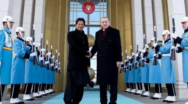 PM Imran Khan hails reopening of Hagia Sophia