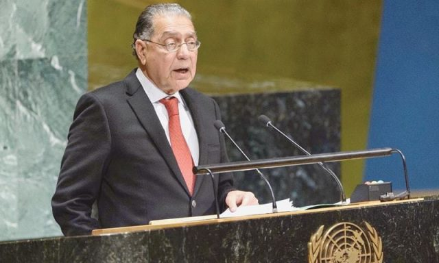 Pakistan elected president of UN Economic and Social Council