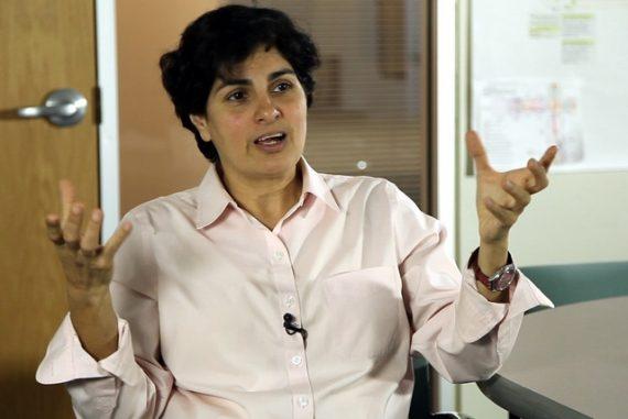 Pakistani born quantum astrophysicist, Nergis Mavalvala