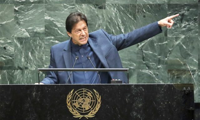 Politicians, journalists and activists hail Imran's UNGA
