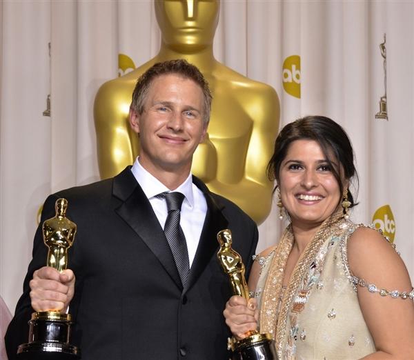 Sharmeen Obaid Chinoy on winning Pakistan's first Oscar