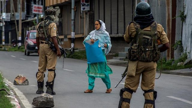 Two killed in first Kashmir gun battle since lockdown