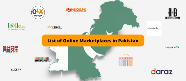list-marketplaces-ecommerce-pakistan