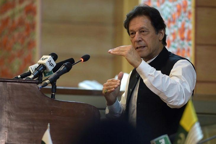 1 Indian gov't 'sponsors Islamophobia', Pakistan PM tells UN