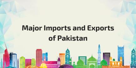 صادرات و واردات پاکستان