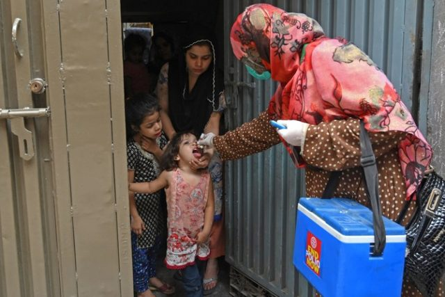 Pakistan cuts 11,000 polio jobs due to restructuring, funding cuts