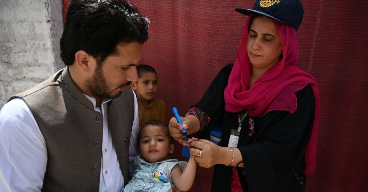 Pakistan's War on Polio Falters