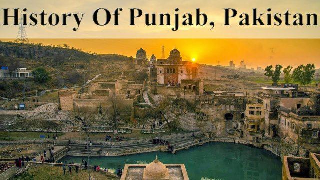 History of Punjab, Pakistan