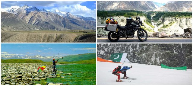 1 Adventure Tourism In Pakistan