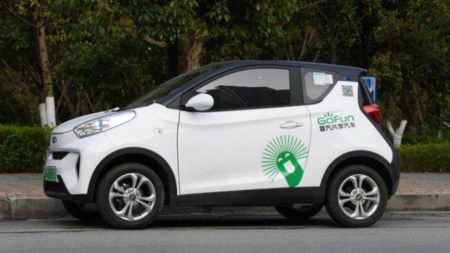 100,000 new electric cars to be launched in Paki