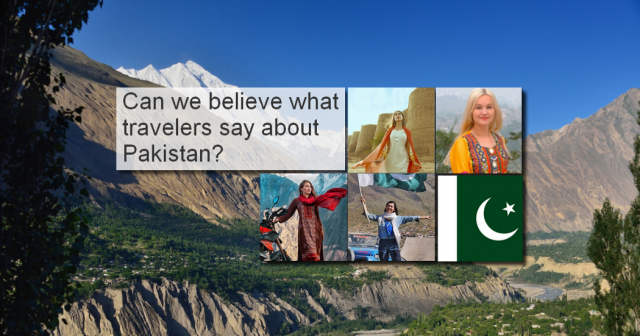 tourists in pakistan