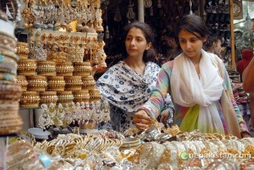 Anarkali………famous Bazaar of Lahore.