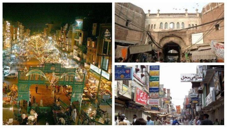 Anarkali Bazaar The Market That Defines Lahore's Diversity