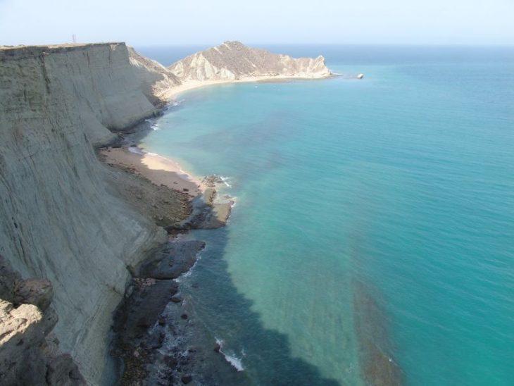 Astola Island in pakistan
