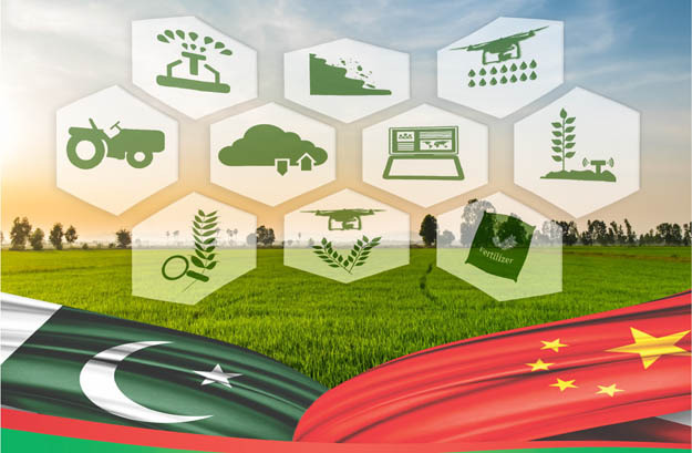 CPEC an opportunity to address food security concerns in Pakistan