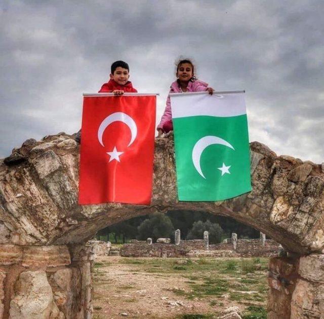 Long live Pakistan Turkey Friendship