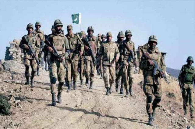 Pakistan Army wins international Pace Sticking Competition for consecutive third year