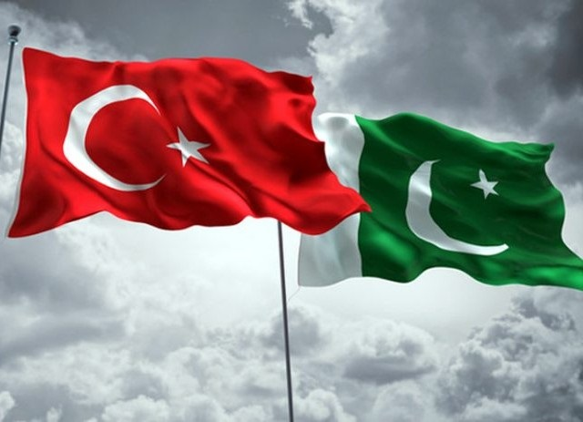Pakistan, Turkey vow to enhance bilateral trade