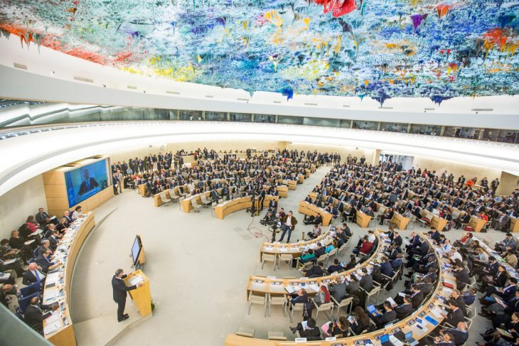 Pakistan elected to UN Human Rights Council