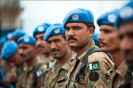 Pakistani Peacekeepers Provide Medical Help To At-Risk Community In Central African