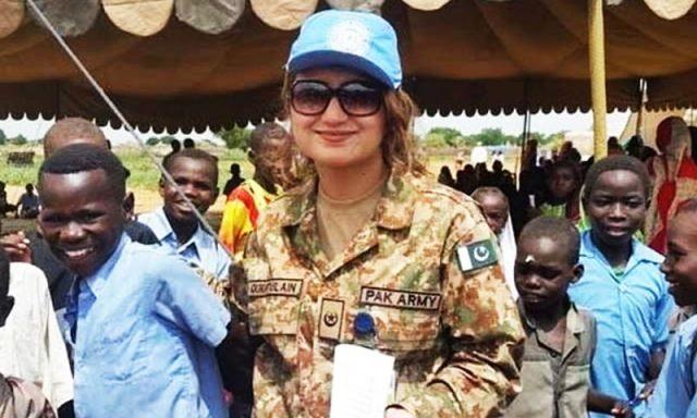 Pakistani peacekeeper posthumously awarded UN medal for 'supreme sacrifice