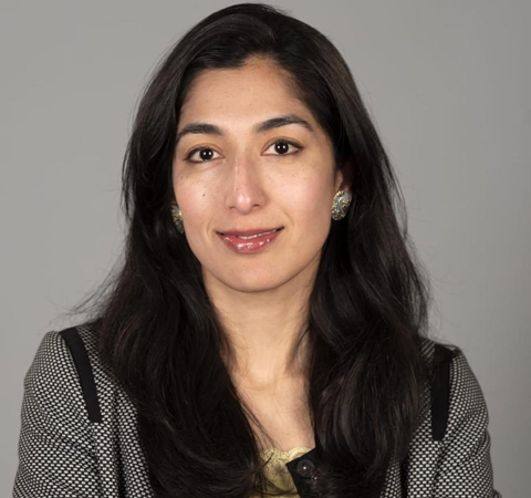 Pakistani scientist Mishal Khan elected to governing body of LSHTM
