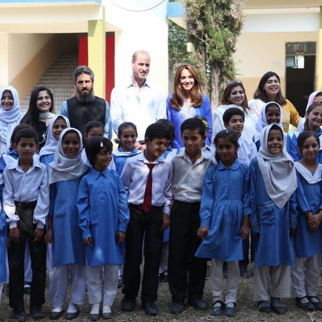 Prince William, Kate Middleton IN pakistan 2
