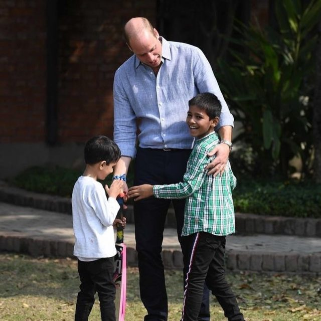 Prince William, Kate Middleton IN pakistan 4