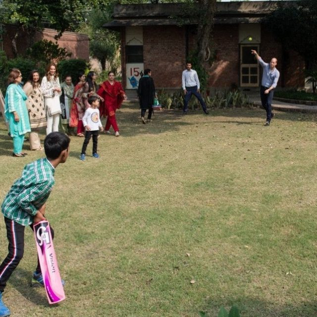 Prince William, Kate Middleton IN pakistan 5