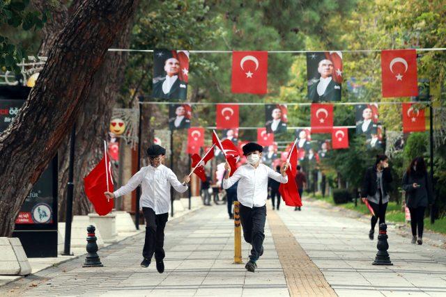 Turkey marks Republic Day amid pandemic