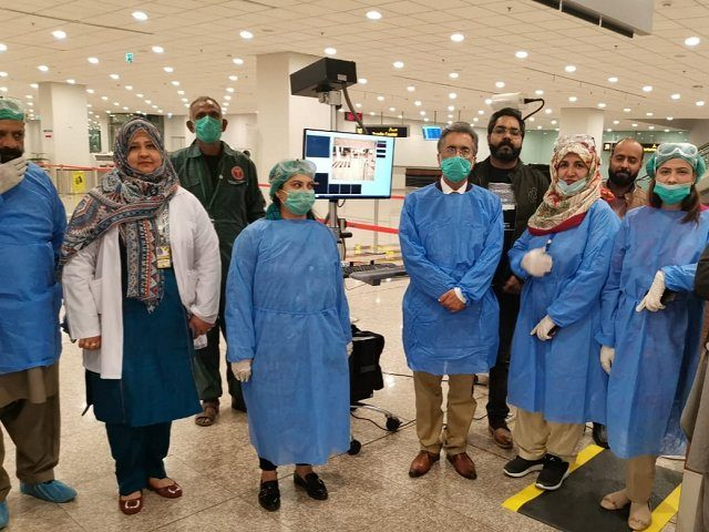 WHO praises Pakistan's handling of coronavirus crisis