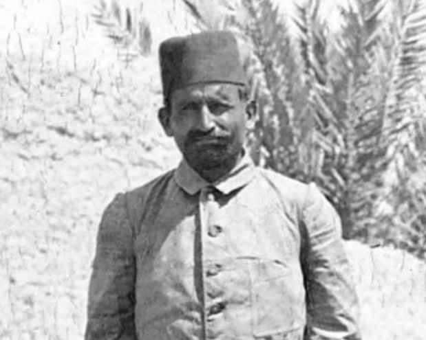 Jemadar Mir Mast Khan Afridi