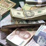 اوپن کرنسی مارکیٹ میں ڈالر کی قیمت
