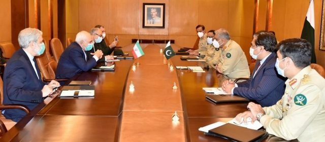 Army chief reaffirms support to Iran in matters of regional securitY