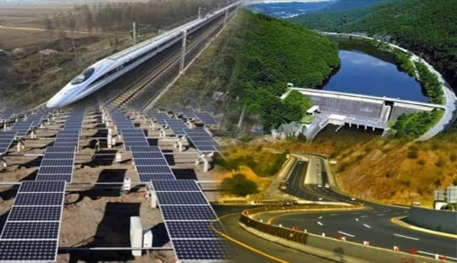 Build Pakistan 200 CPEC projects to be completed