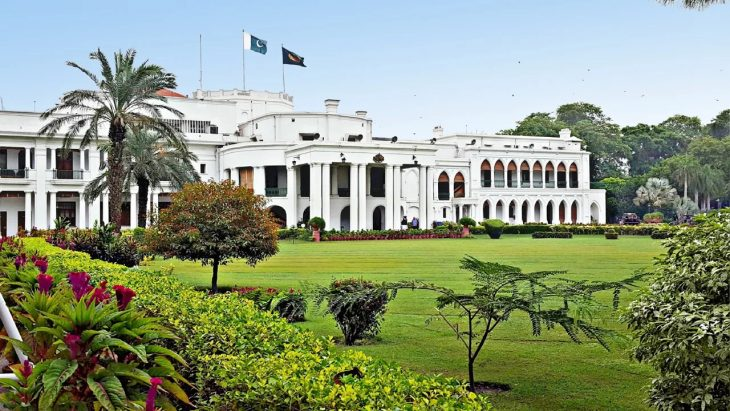 Café for public inaugurated in governor house by Ch. Sarwar