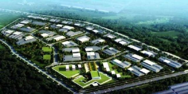 First Biotech Park Of Pakistan In M3 Industrial City