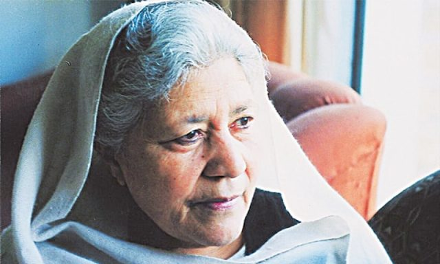Google Doodle pays tribute to Bano Qudsia on her 92nd birth anniversary