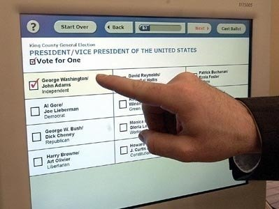 Introduce Electronic Voting System (EVS) in Pakistan