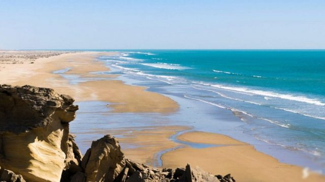 Kund Malir coastline, Balochistan