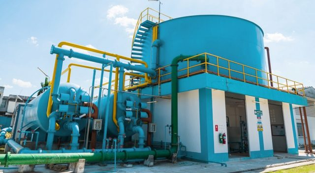 Municipal And Industrial Wastewater Treatment Plants In Pakistan