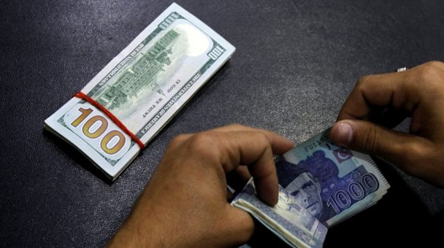 Pakistani Rupee Reaches Another High Against the US Dollar