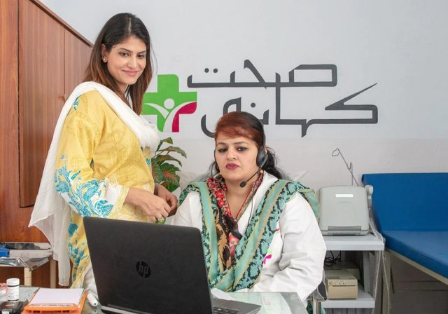 Women doctors for telemedicine in Pakistan