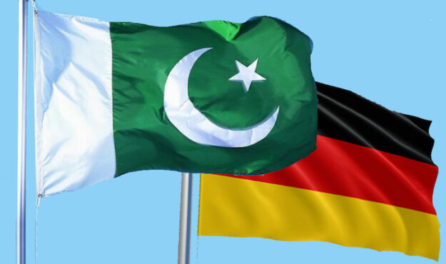 pak-germany-flags