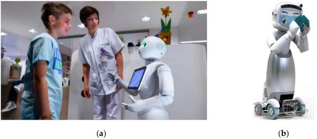 1 Robotics Utilization for Healthcare Digitization in Global COVI