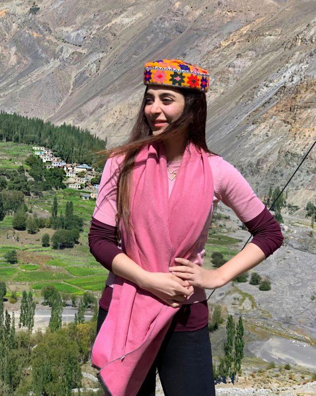 Urwa Hocane Wants to Visit Gilgit-Baltistan