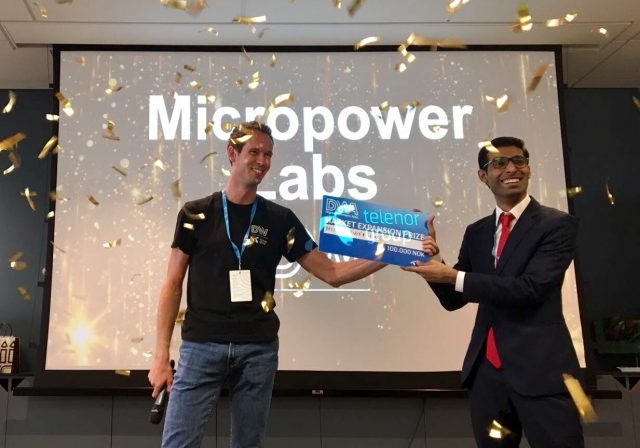 Abdullah Soomro, founder of Micropower Labs, invented a 5,000 mAh power bank