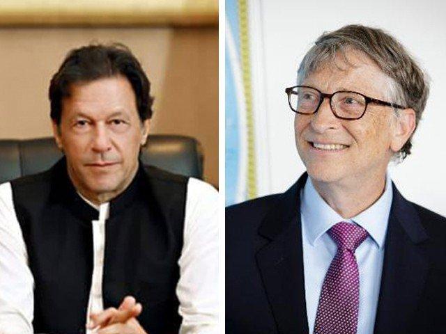 Bill Gates lauds Pakistan's efforts against Covid-19 outbreak