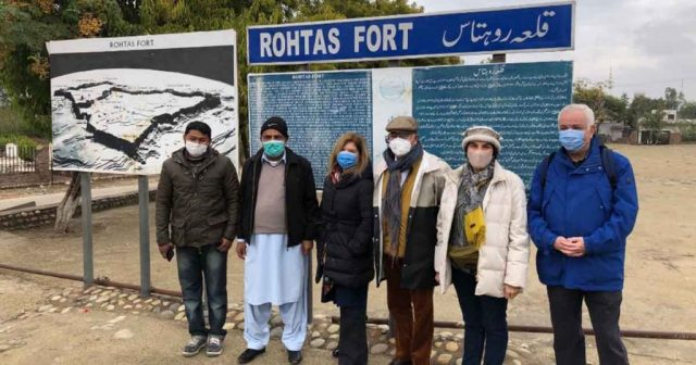 EU envoy terms Pakistan as a 'very safe place' for foreign tourists