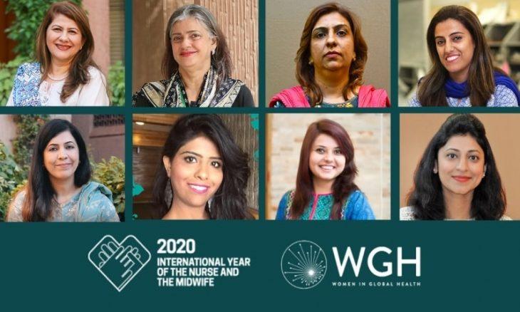 Eight Pakistanis make it to world's top 100 nurses LIST 2